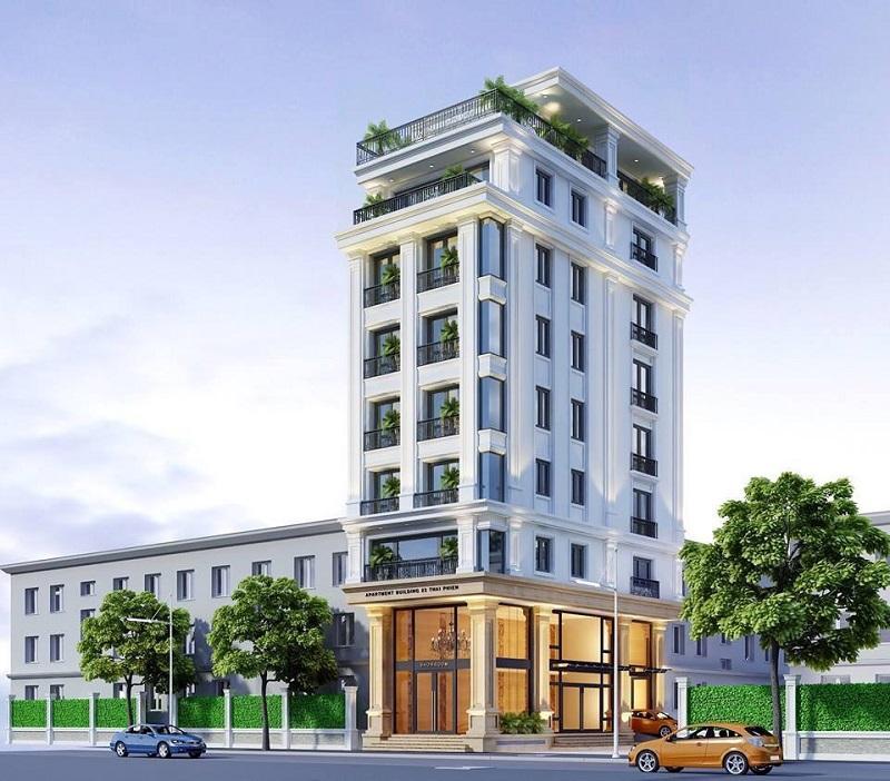 tiêu chuẩn xây dựng khách sạn