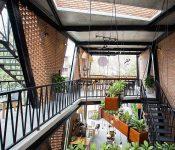 Xây dựng quán cafe thép tiền chế