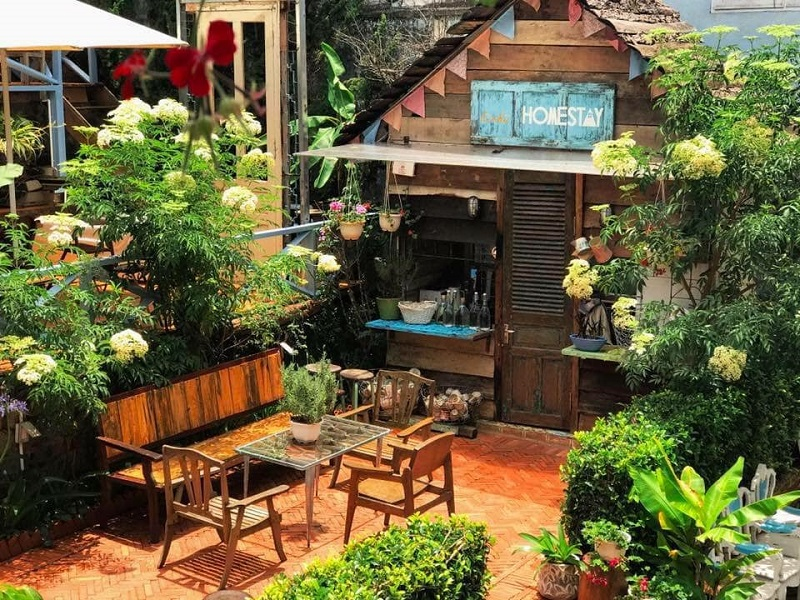 xây dựng homestay