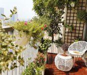 Mách bạn ý tưởng thiết kế ban công đẹp cho nhà ở