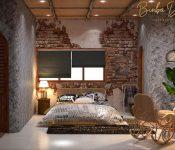 Tiêu chuẩn thiết kế phòng ngủ hiện đại tiện nghi