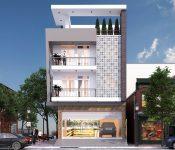 Bật mí cách thiết kế mặt tiền nhà phố ấn tượng