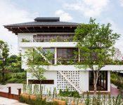Ý tưởng thiết kế nhà 3 tầng tiện nghi cho gia đình bạn