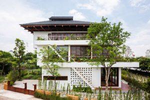 Nhà 3 tầng là mô hình nhà ở chung, trong đó có thể chia làm nhiều loại nhà ở nhỏ riêng biệt.