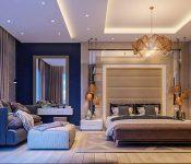 Ý tưởng thiết kế phòng ngủ Master ấn tượng và độc đáo