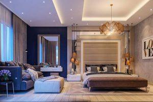 Phòng ngủ Master được xem là phòng ngủ chính của ngôi nhà. Căn phòng này thường được dành riêng cho gia chủ.