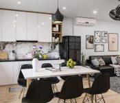 Mách bạn ý tưởng thiết kế bếp nhà ở tiện nghi