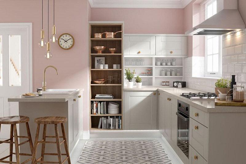 thiết kế bếp 2