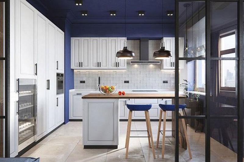 thiết kế bếp 3Nếu bạn lụa chọn thiết kế nhà mình theo phong cách nào thì thiết kế bếp cũng như vậy. Mỗi một kiểu nhà thì có cách thiết kế bếp khác nhau.