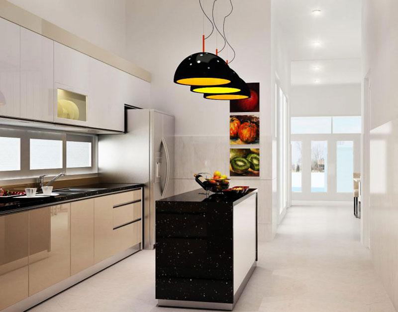 thiết kế bếp 5