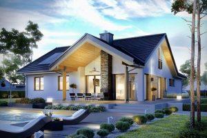 Biệt thự là loại hình nhà ở được thiết kế và xây dựng trên một không gian tương đối hoàn thiện và biệt lập với không gian xây dựng chung.  Từ kiến trúc cho đến thiết kế nội thất biệt thự đều thể hiện được đẳng cấp và gu thẩm mỹ của gia chủ.