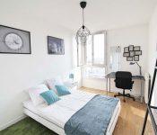 Mách bạn bí quyết thiết kế phòng ngủ nhỏ đẹp