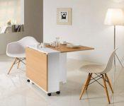Ứng dụng bàn ăn thông minh trong thiết kế nhà ở