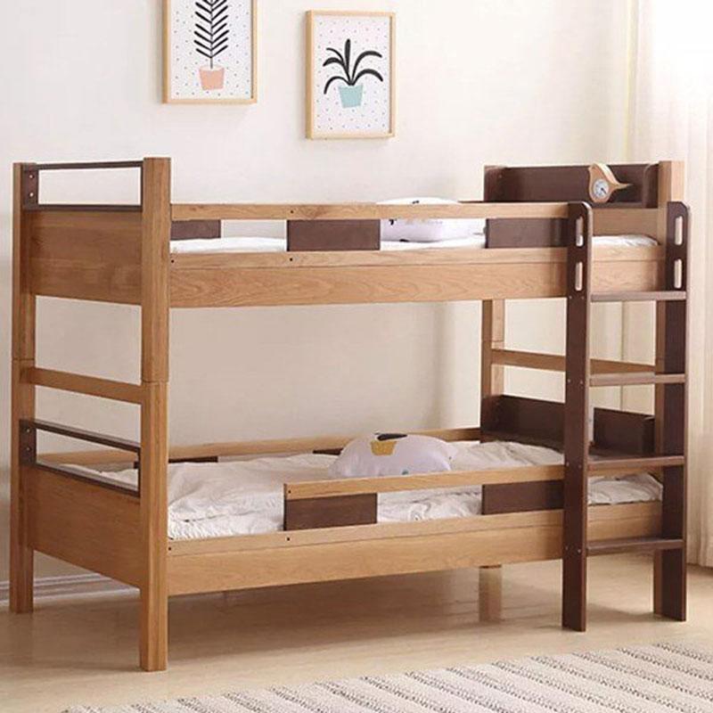 giường tầng đẹp bằng gỗ