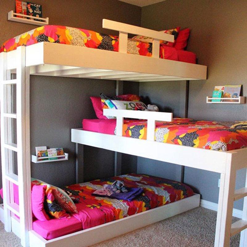 giường tầng đẹp lưu ý