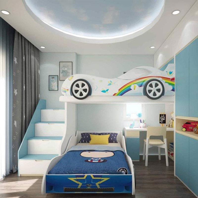 giường tầng đẹp trẻ em