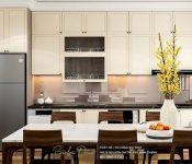 Cách lựa chọn kích thước tủ bếp phù hợp tiêu chuẩn