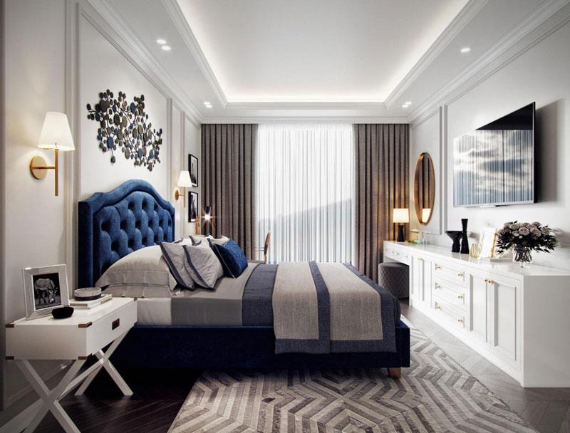 phòng ngủ tân cổ điển 4