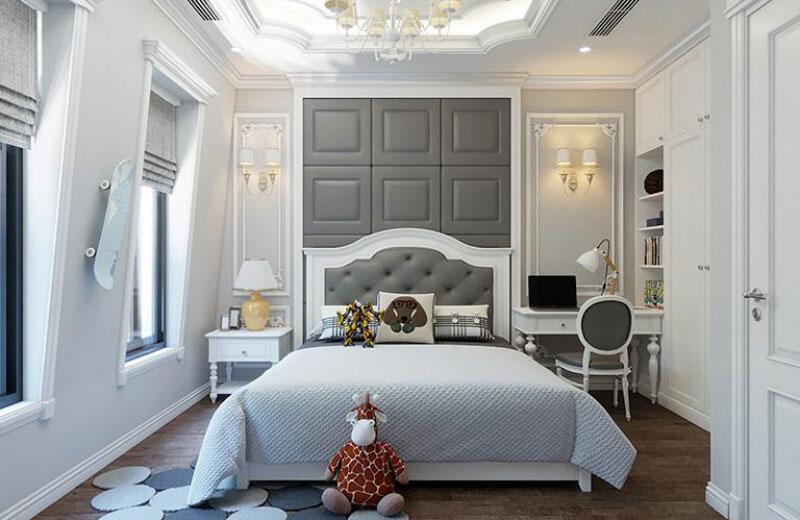phòng ngủ tân cổ điển 5