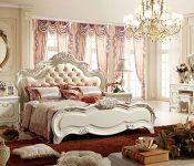 Cách thiết kế phòng ngủ Tân Cổ Điển sang trọng và tiện nghi