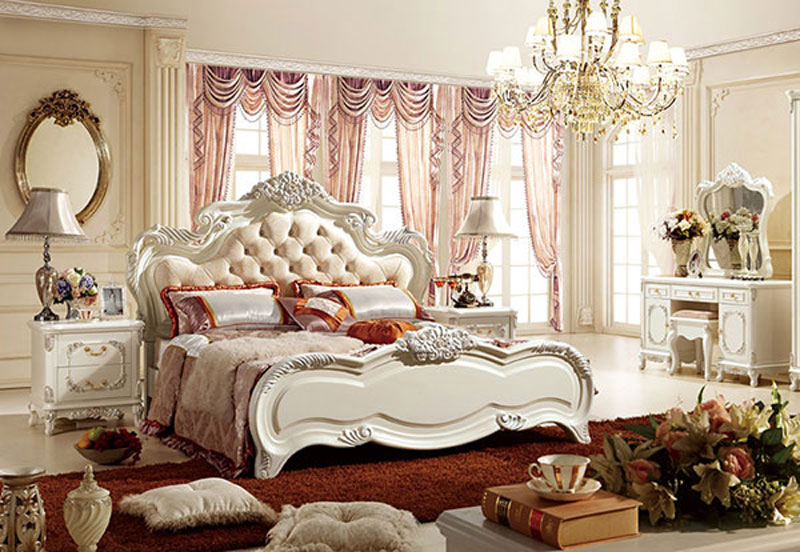 phòng ngủ tân cổ điển 6