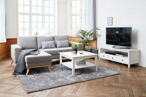 Với diện tích 20m2 bạn có thể dễ dàng trang trí nội thất phòng khách theo nhiều phong cách khác nhau.