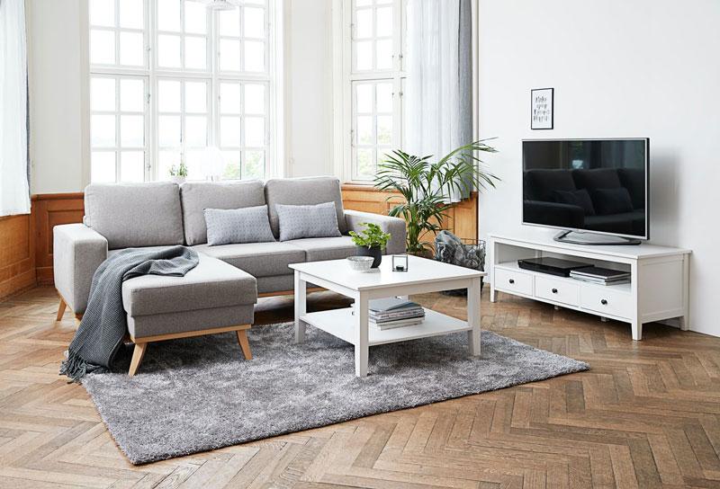 thiết kế phòng khách 20m2