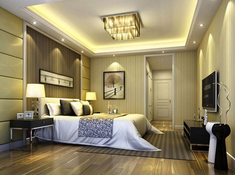 thiết kế phòng ngủ 20m2 giới thiếu