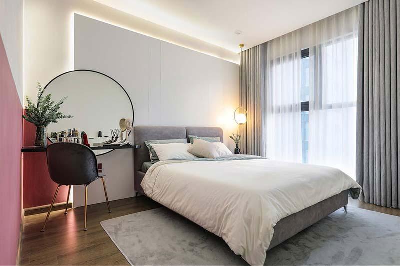 thiết kế phòng ngủ đẹp 4