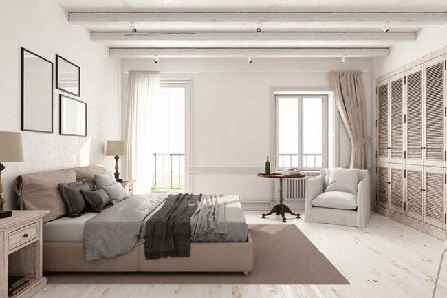 Kinh nghiệm thiết kế phòng ngủ đẹp và hợp phong thuỷ