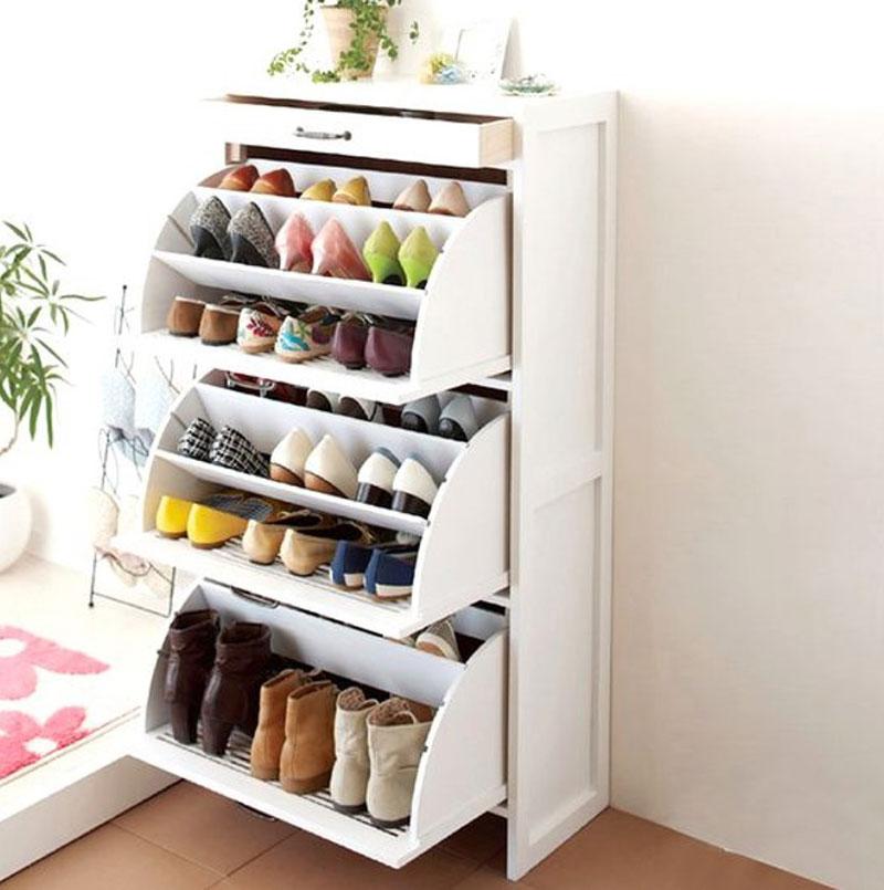 tủ giày thông minh đẹp 3