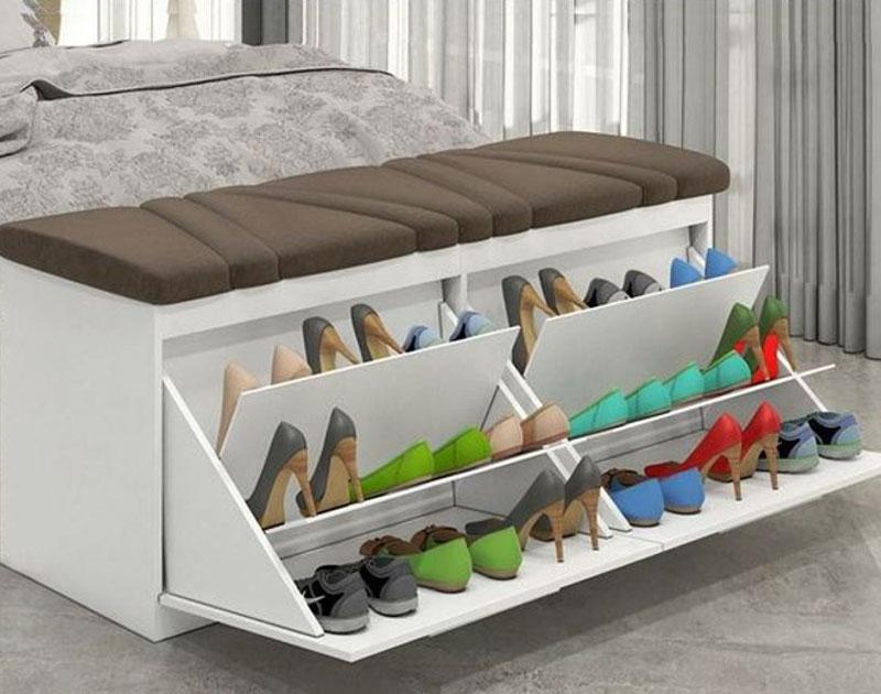 tủ giày thông minh đẹp 4