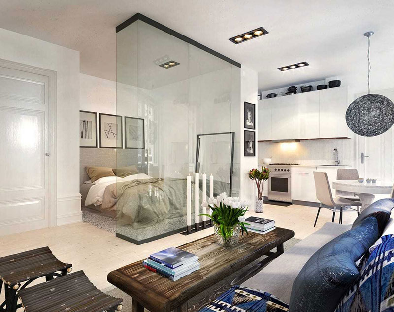 thiết kế chung cư mini 3