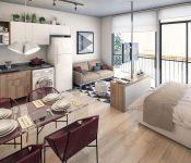 Bí quyết thiết kế chung cư mini đẹp bạn cần biết