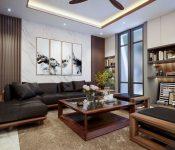 Bí quyết thiết kế nhà chung cư đẹp 70m2