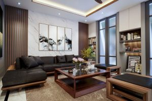 Đối với thiết kế nhà chung cư đẹp 70m2 thì bạn cần thể hiện 3 đặc điểm cho không gian sống của mình. 3 đặc điểm chính là: Đơn giản – Tinh tế - Tiện nghi.