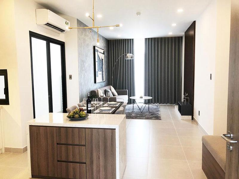 thiết kế nhà chung cư đẹp 70m2 phong thuỷ